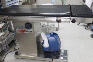 横浜 金沢区の動物病院 マーサ動物病院 医療設備 電動手術台