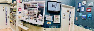 横浜 金沢区の動物病院 マーサ動物病院動物本院 受付・待合室