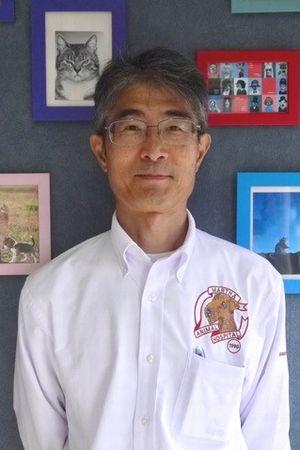 横浜金沢区の動物病院 マーサ動物病院獣医師 渡邉忠