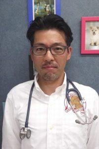 横浜金沢区の動物病院 マーサ動物病院獣医師 吉田昌則