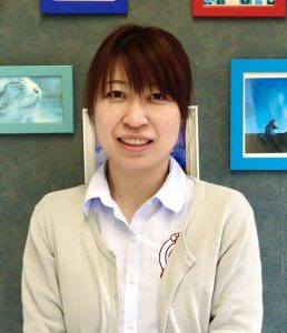 マーサ動物病院本院動物看護助手河野恵子